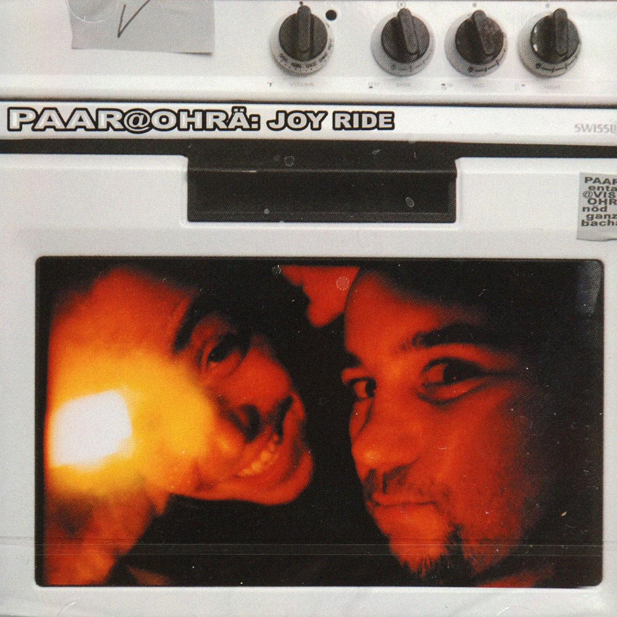 paar@ohrä – Joyride (Doppelvinyl)