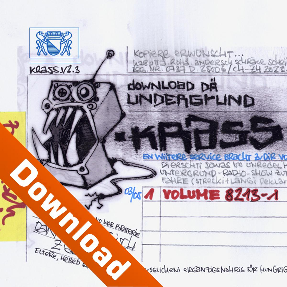 Lügner – KRASS Vol. 1 (8213-1 Zürich-Bern) Download