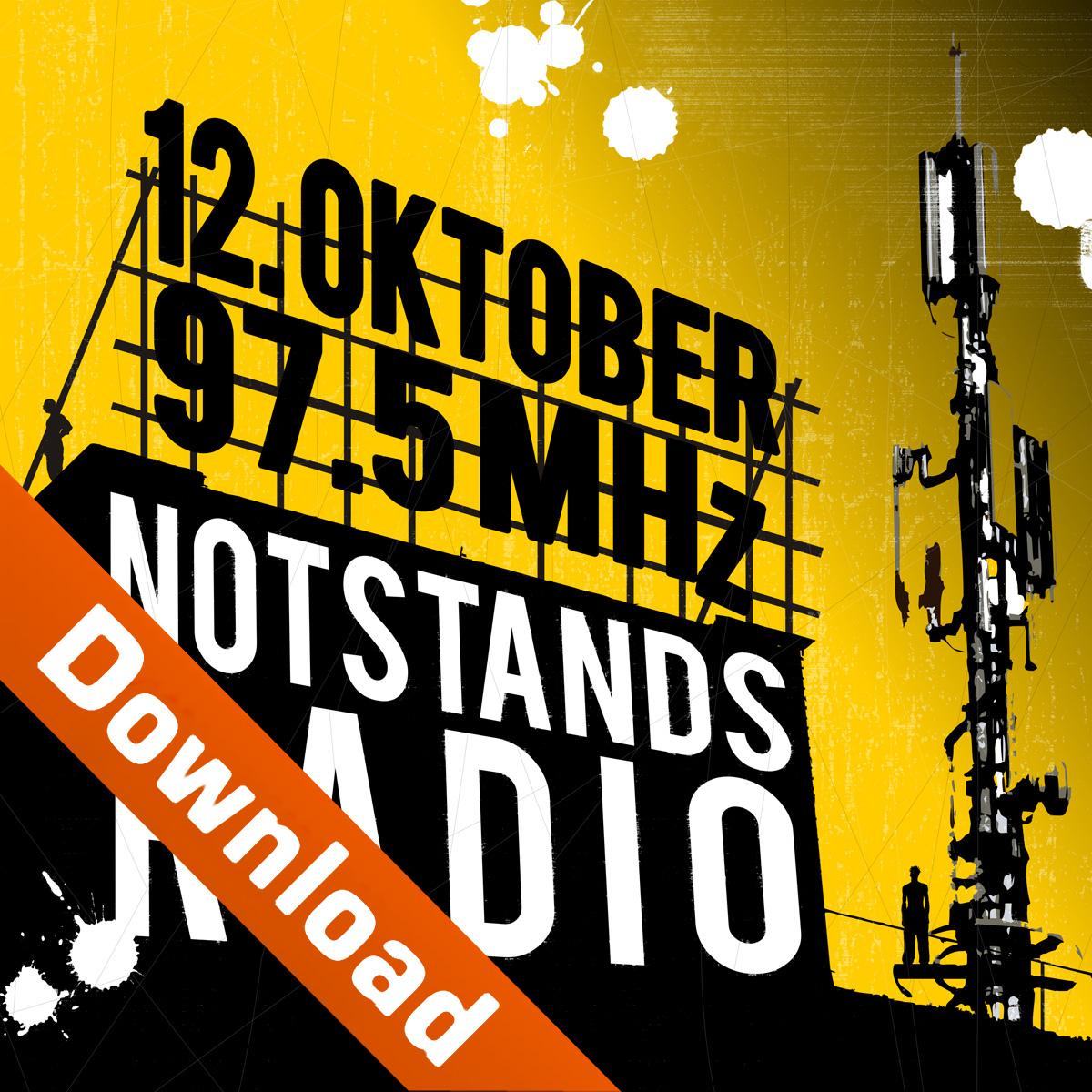 Güldin & Notstandsradio-Team – Notstand (Download)