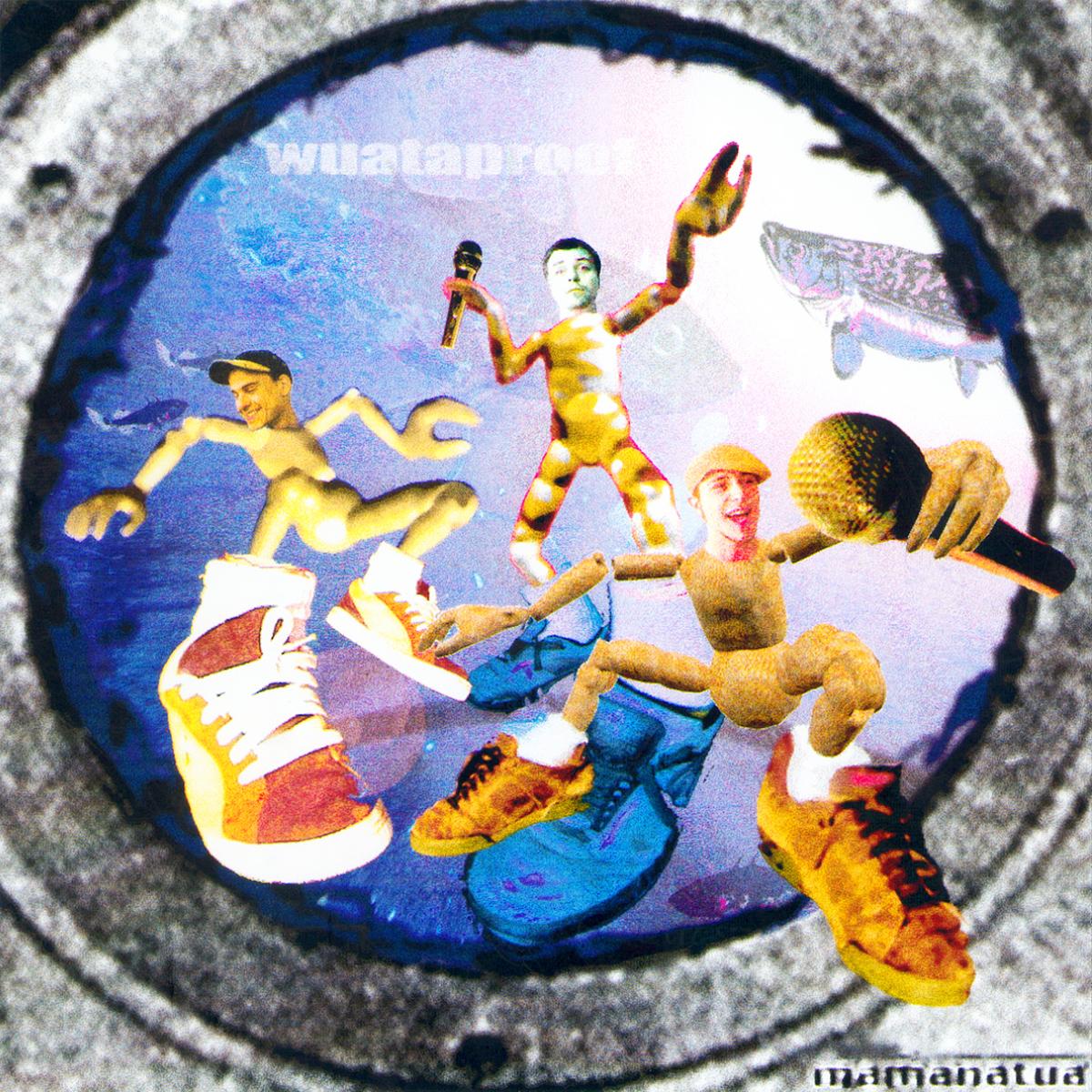 mamanatua – wuataproof (Vinyl)
